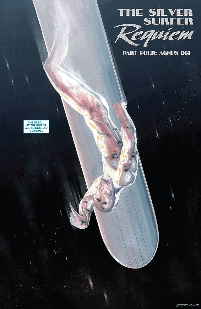 Silver Surfer: Requiem #4 (of 4)