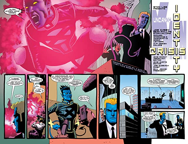 click for super-sized previews of Uncanny X-Men (1963-2011) #408
