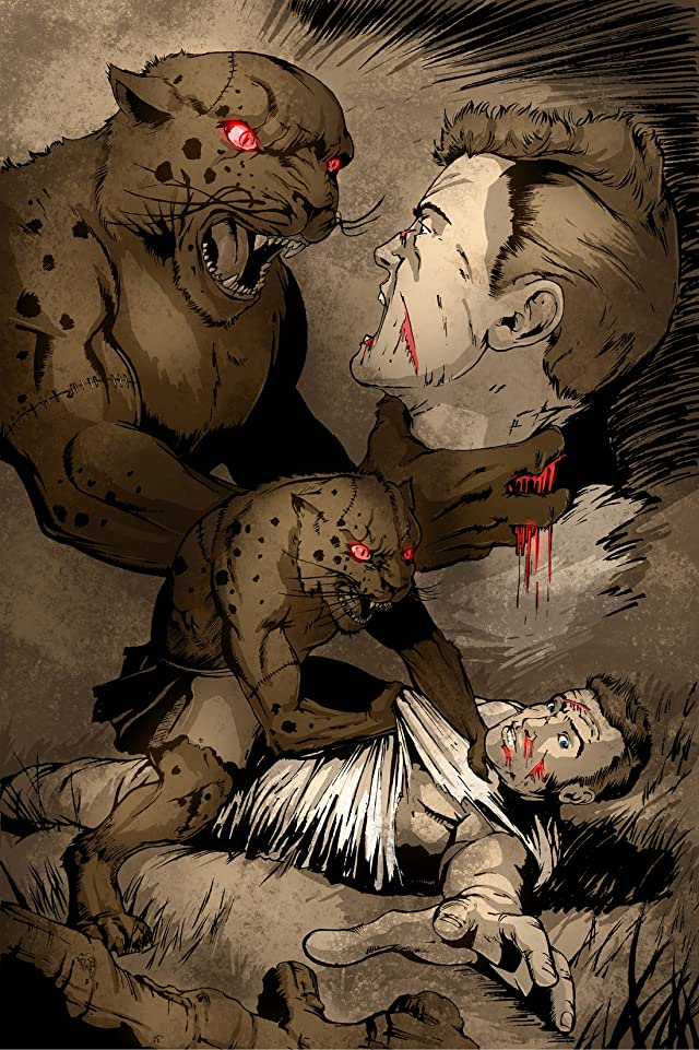 click for super-sized previews of The Army of Dr. Moreau #2