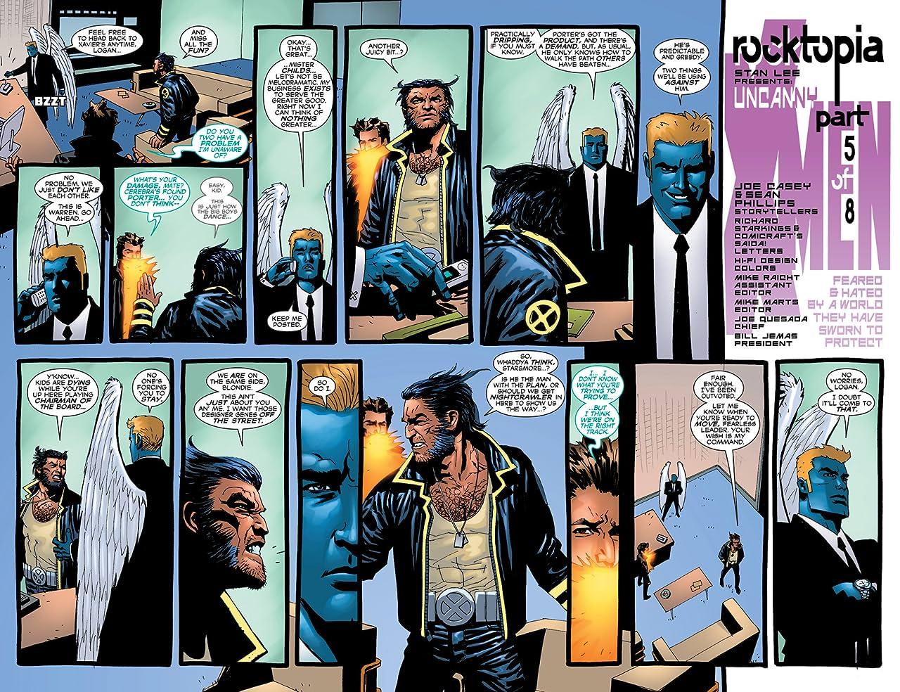 Uncanny X-Men (1963-2011) #409