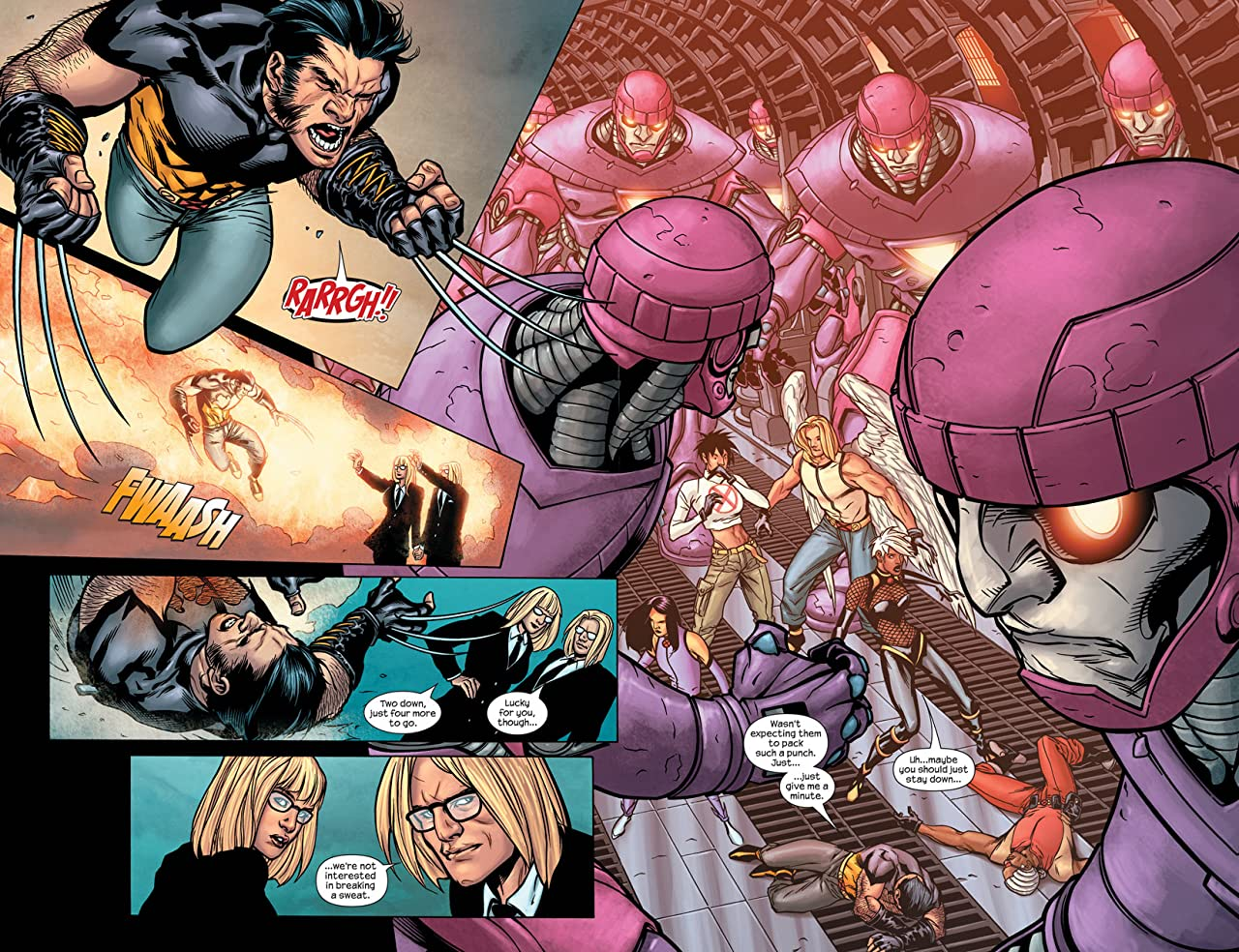 Ultimate X-Men #86