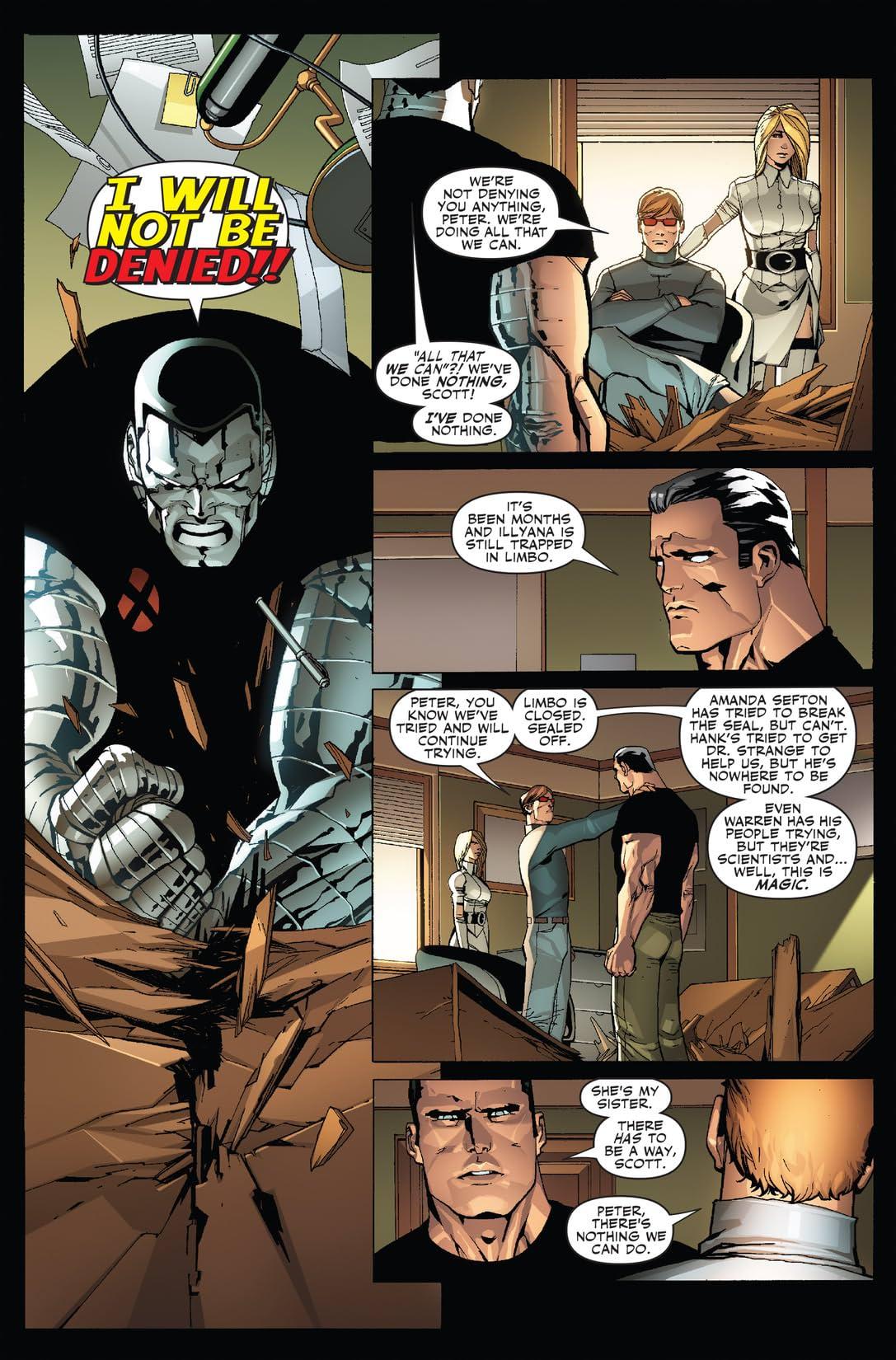 X-Infernus #1 (of 4)