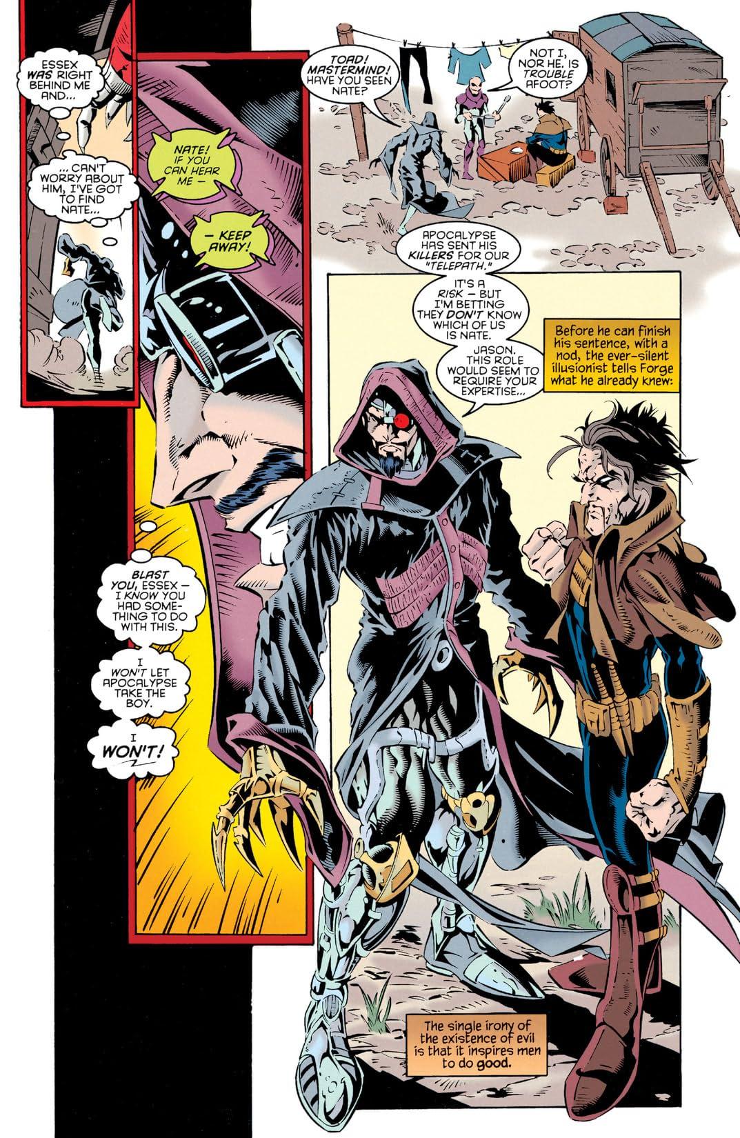 X-Man (1995-2001) #3