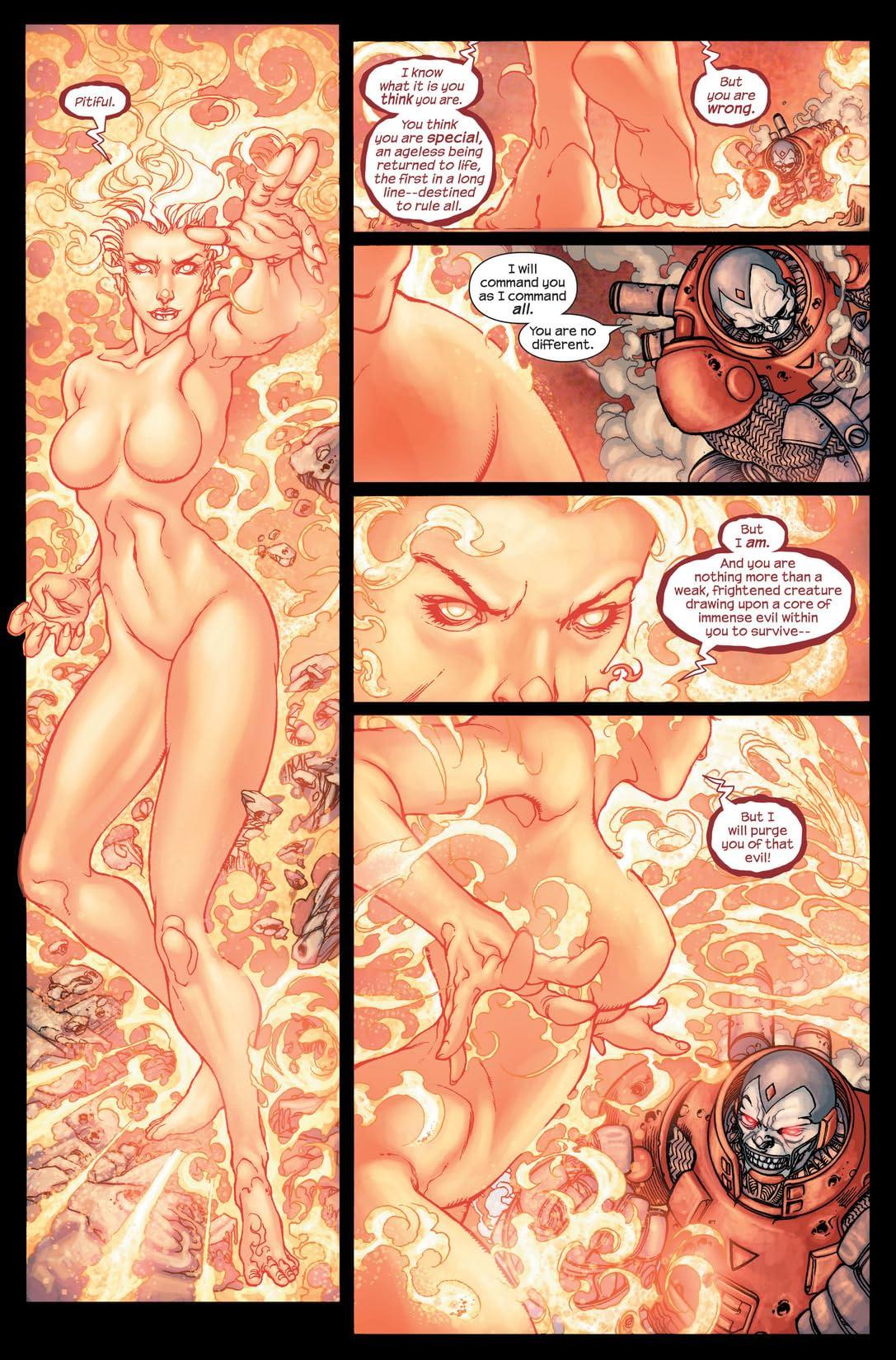 Ultimate X-Men #93