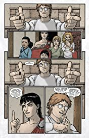 Locke & Key: Clockworks #4 (of 6)