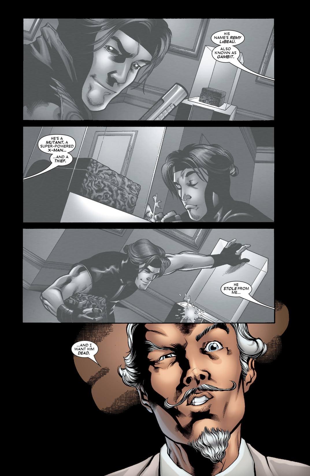 Gambit (2004-2005) #4