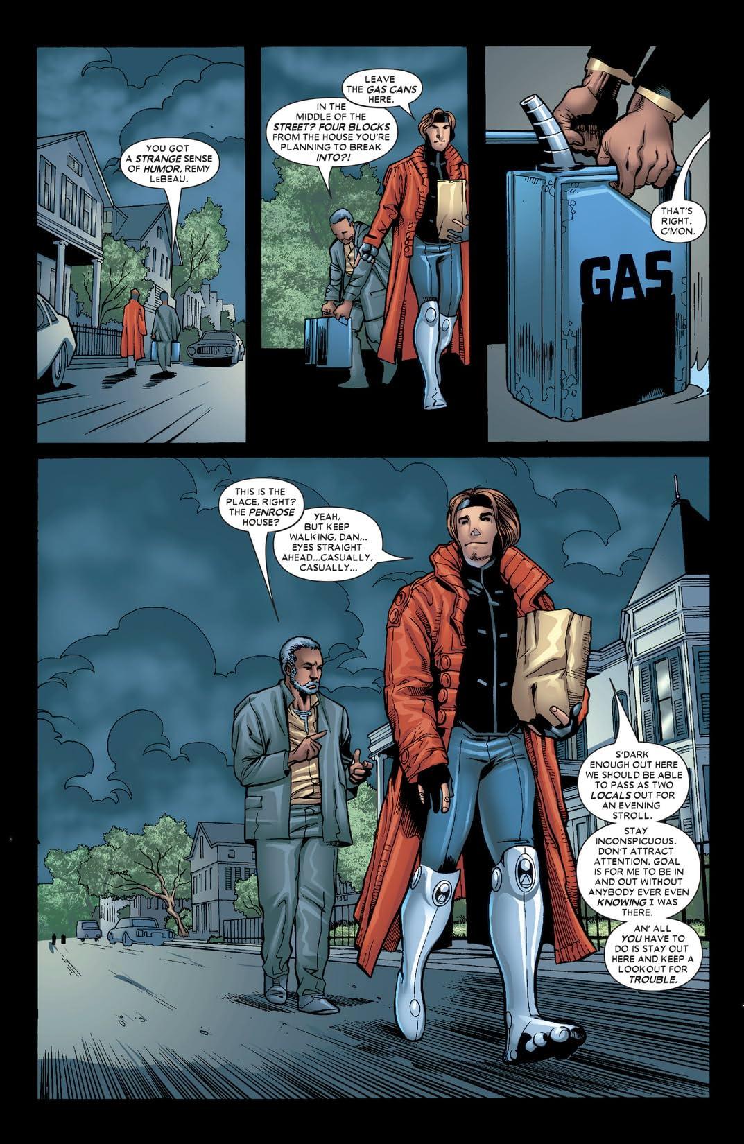 Gambit (2004-2005) #3
