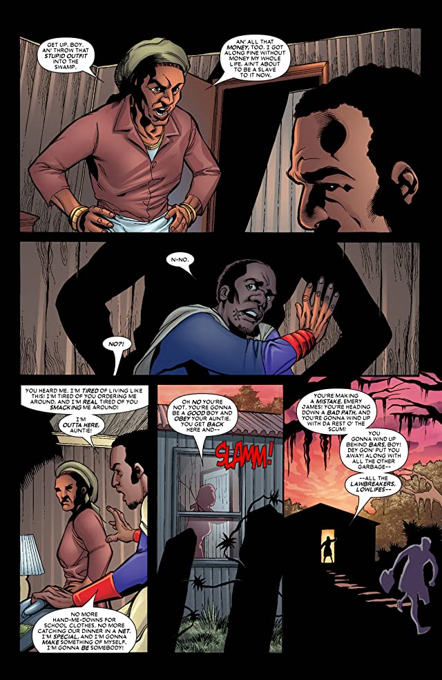 Gambit (2004-2005) #7