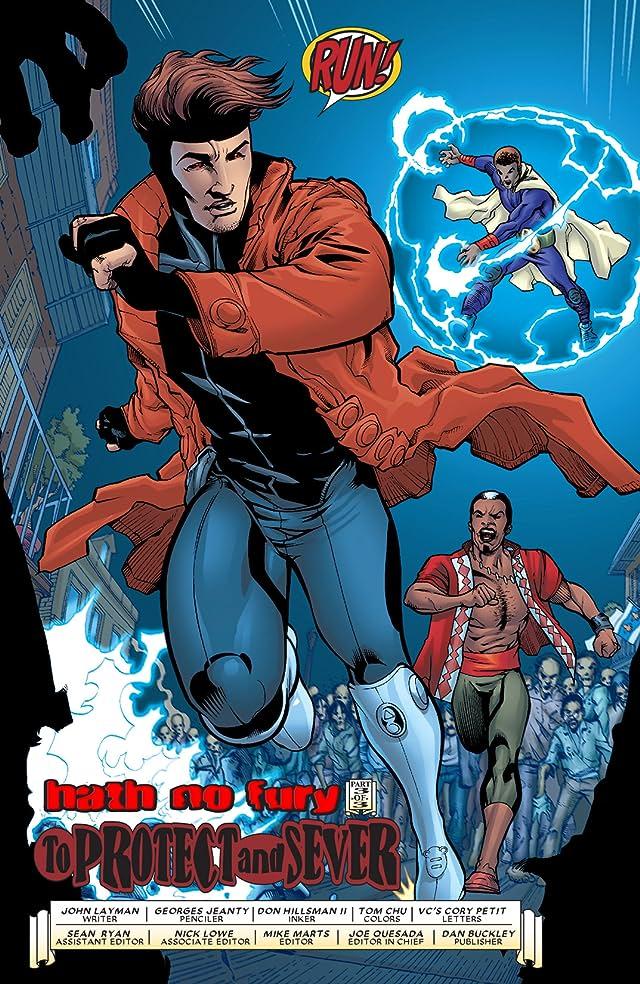 Gambit (2004-2005) #9