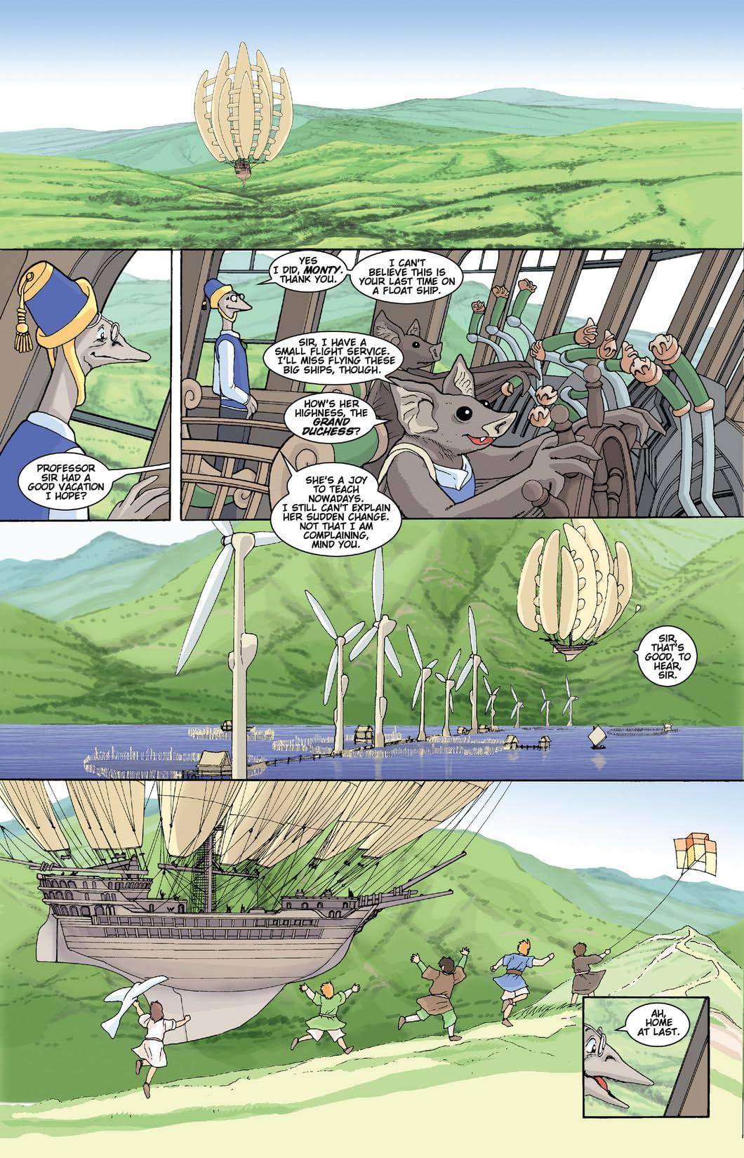Neotopia Vol. 1 #1