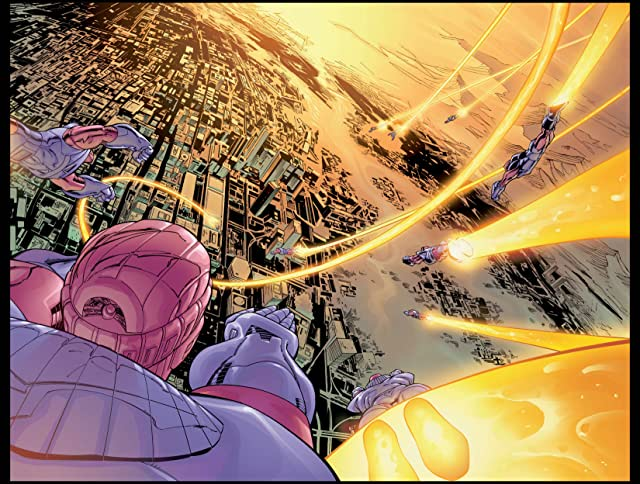 click for super-sized previews of Ultimate X-Men #1
