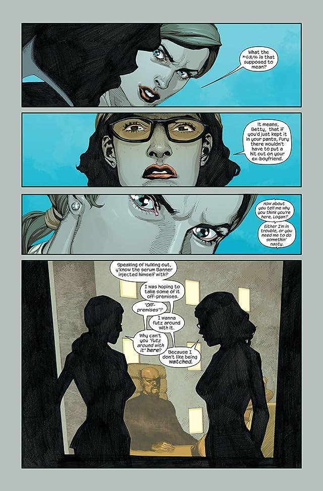 Ultimate Wolverine vs. Hulk #4 (of 6)