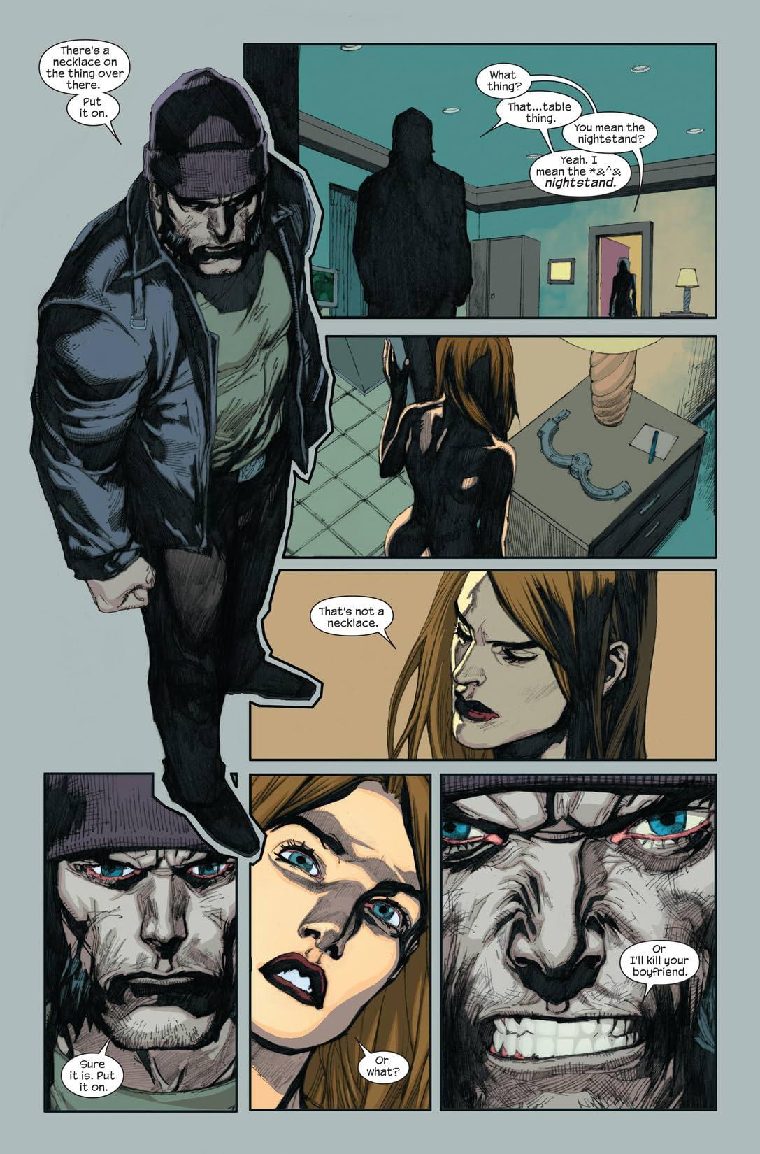 Ultimate Wolverine vs. Hulk #6 (of 6)