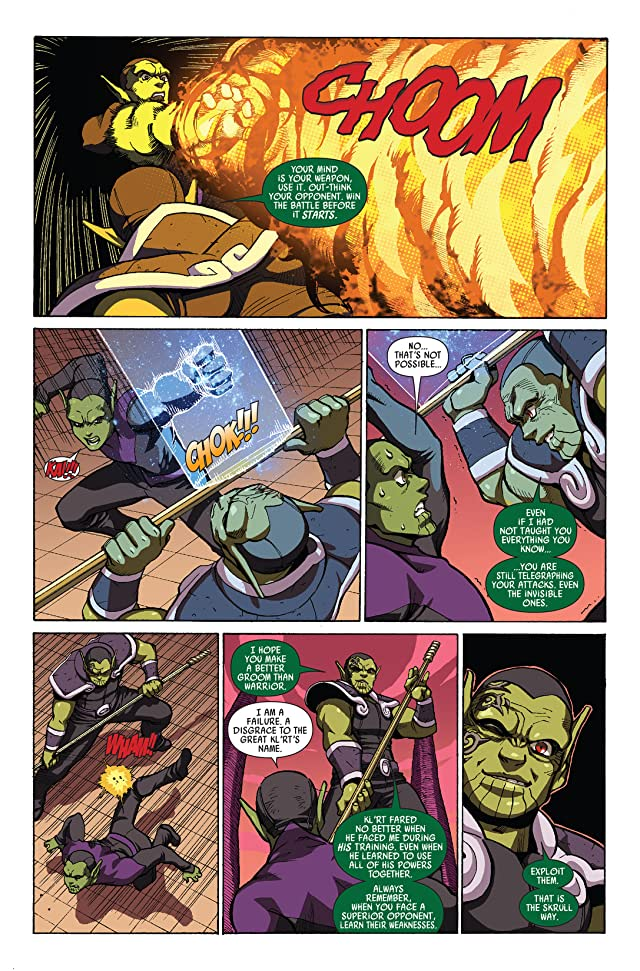 Secret Invasion: Runaways/Young Avengers #3 (of 3)