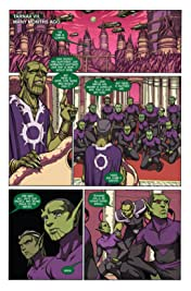 Secret Invasion: Runaways/Young Avengers #2 (of 3)