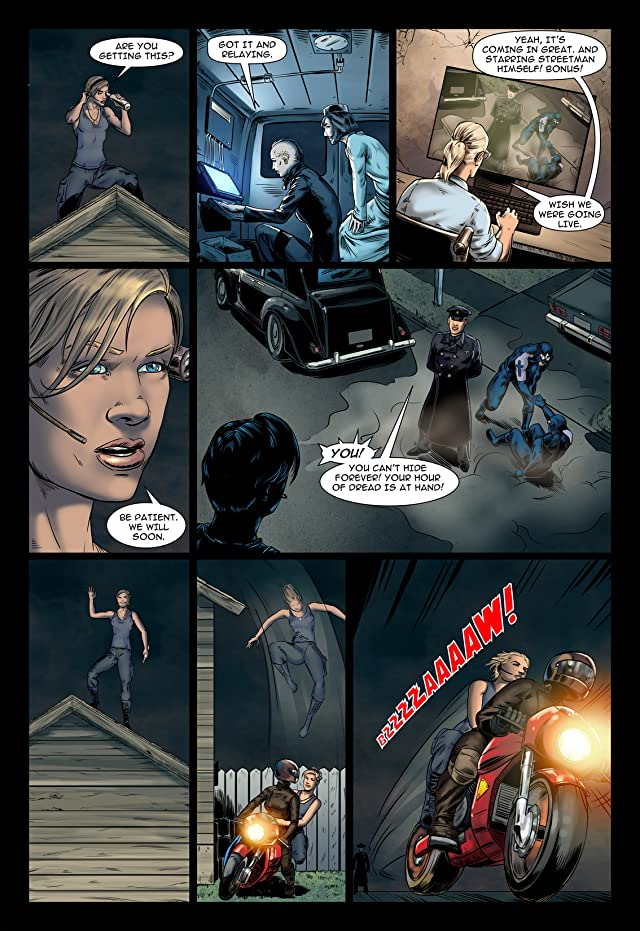 click for super-sized previews of After Twilight #5