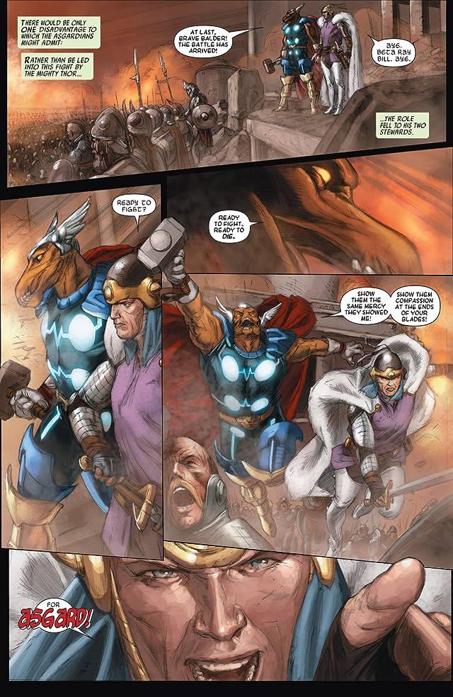 Secret Invasion: Thor #2 (of 3)