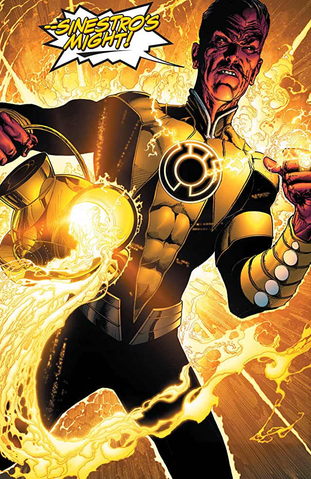 click for super-sized previews of Green Lantern: The Sinestro Corps War