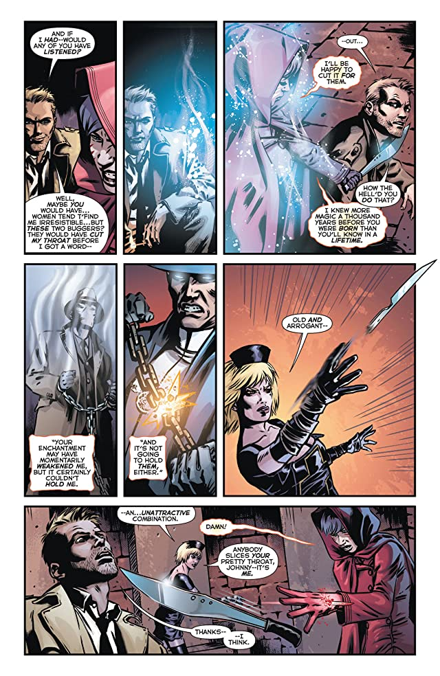 The Phantom Stranger (2012-2014) #14