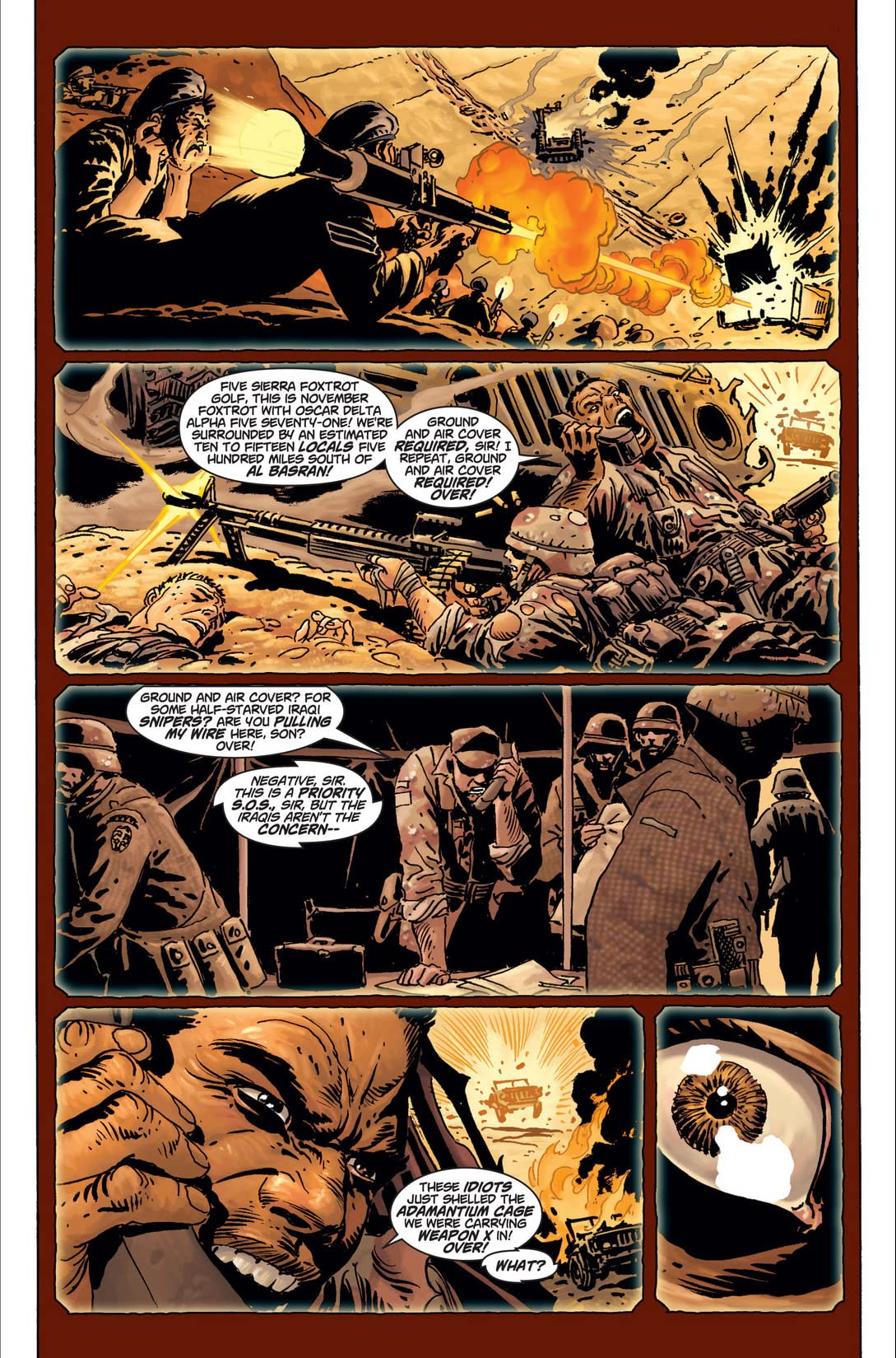 Ultimate X-Men #11