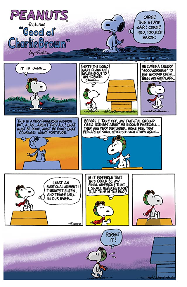click for super-sized previews of Peanuts Vol. 1
