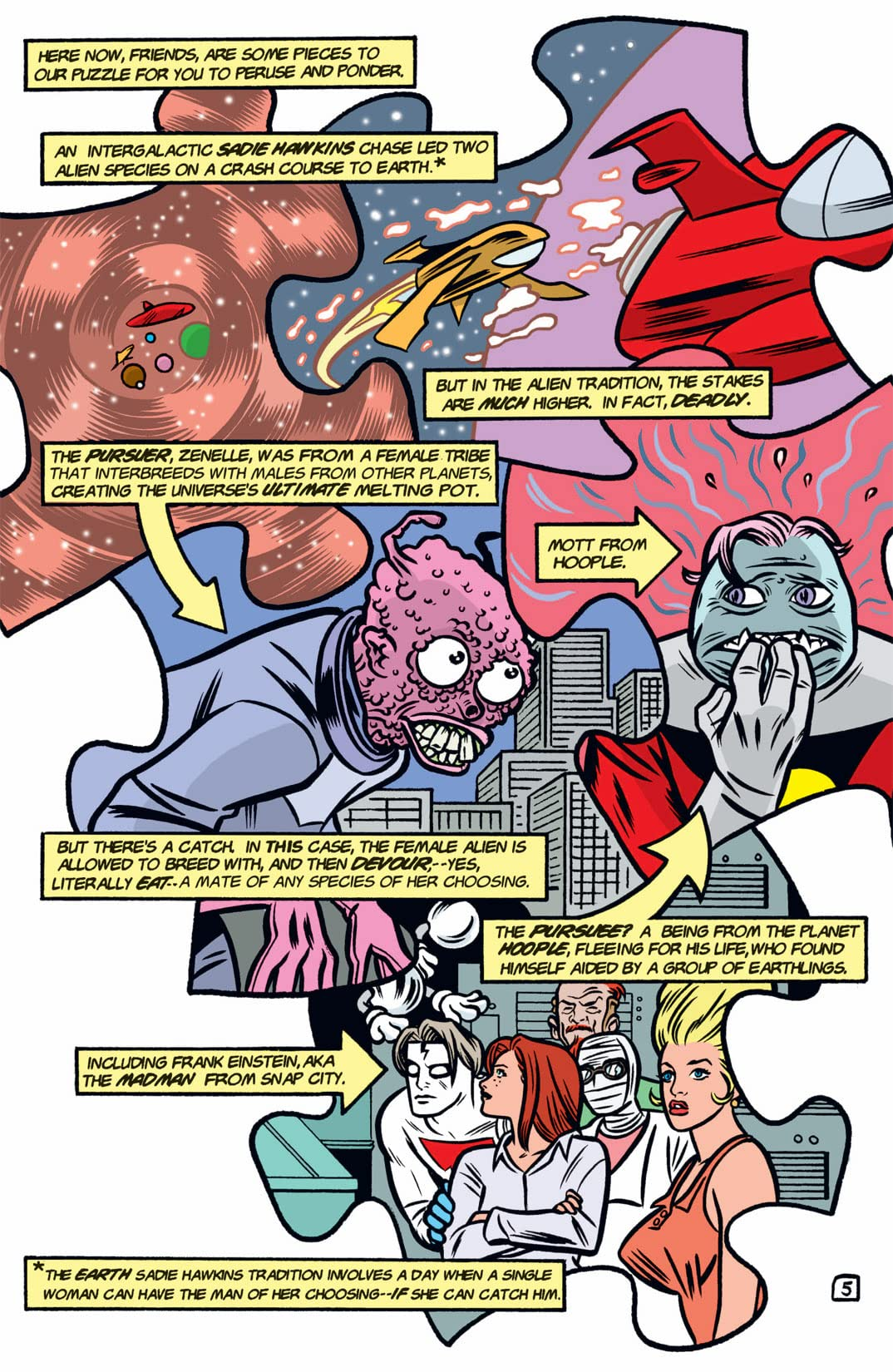 The Atomics #1