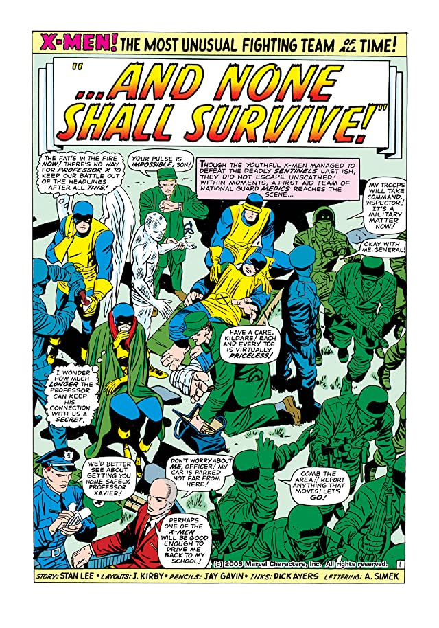 click for super-sized previews of Uncanny X-Men (1963-2011) #17