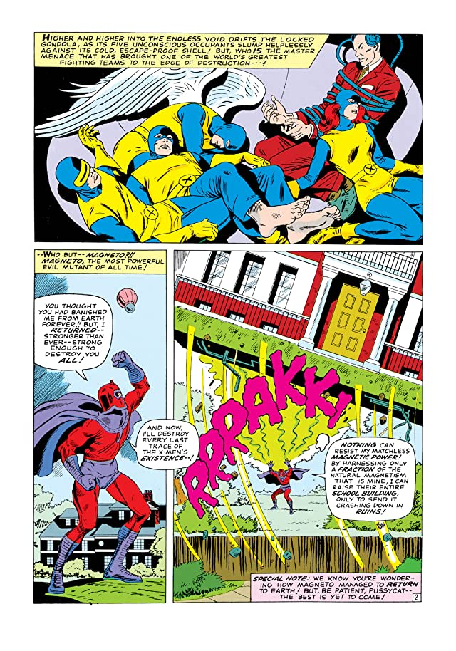 click for super-sized previews of Uncanny X-Men (1963-2011) #18