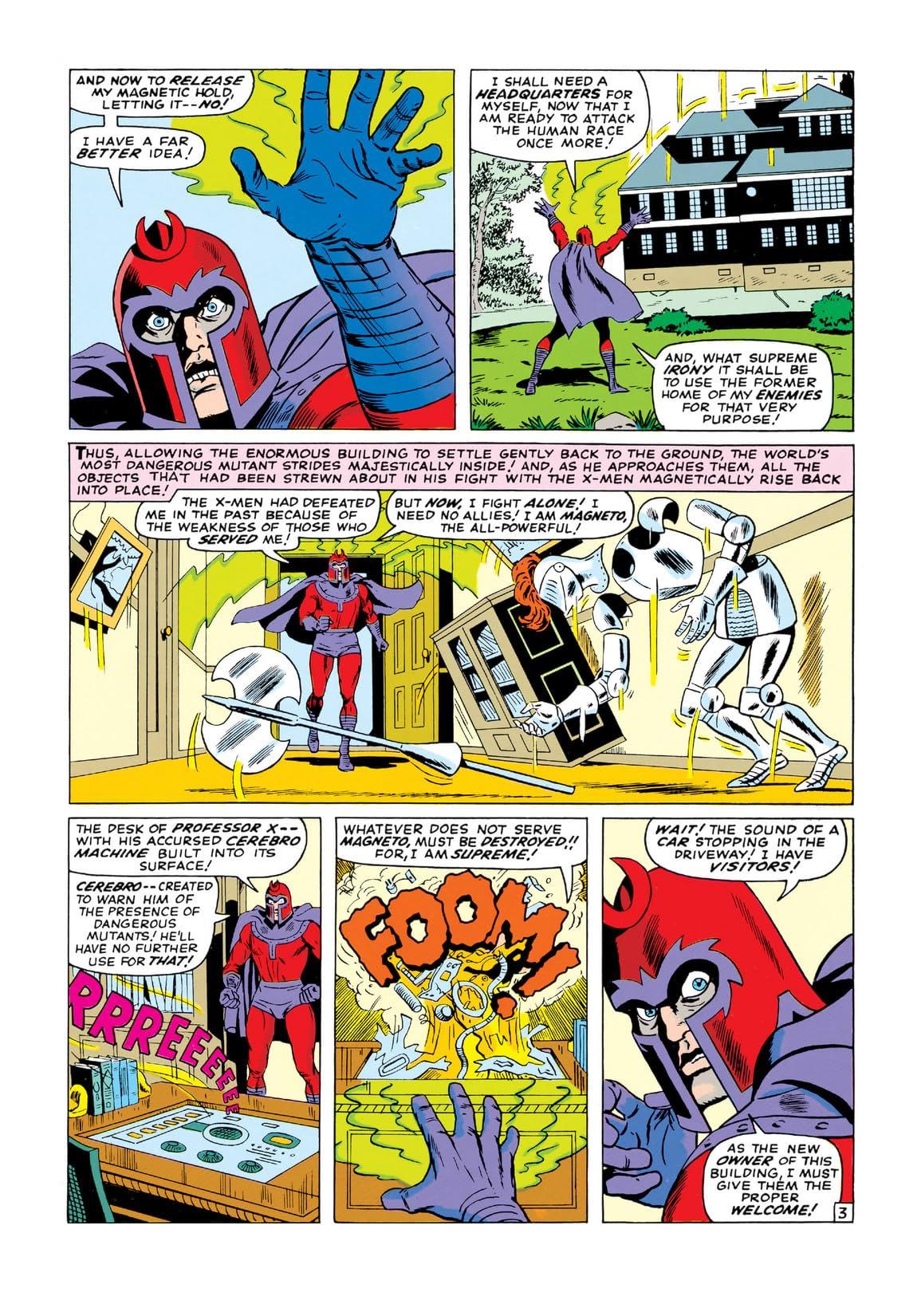 Uncanny X-Men (1963-2011) #18