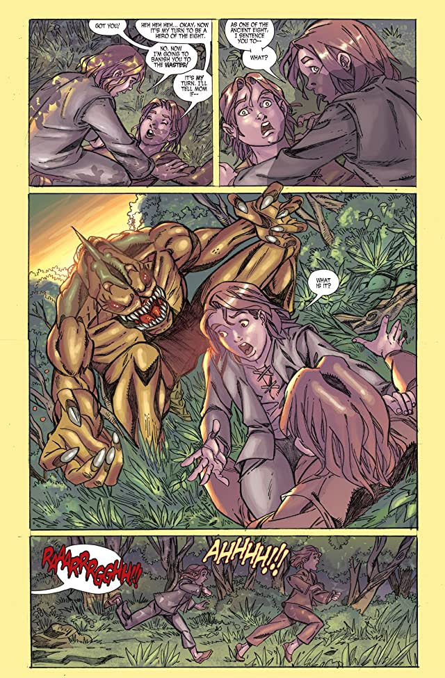 click for super-sized previews of Last Reign: Kings of War #1
