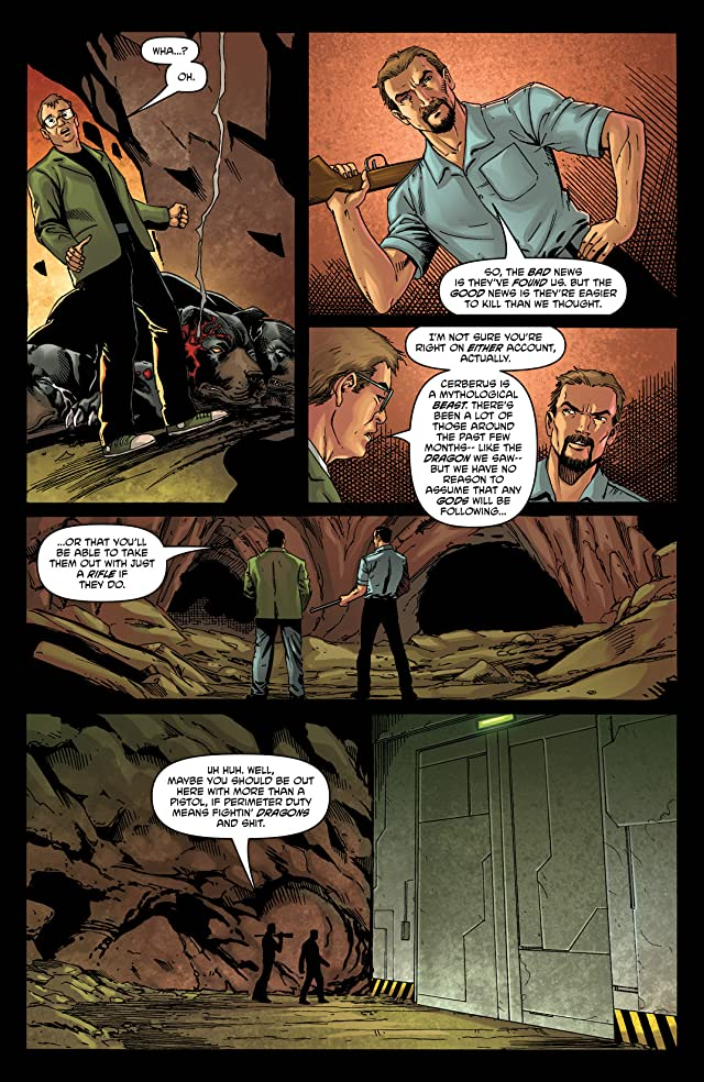 click for super-sized previews of God Is Dead #4