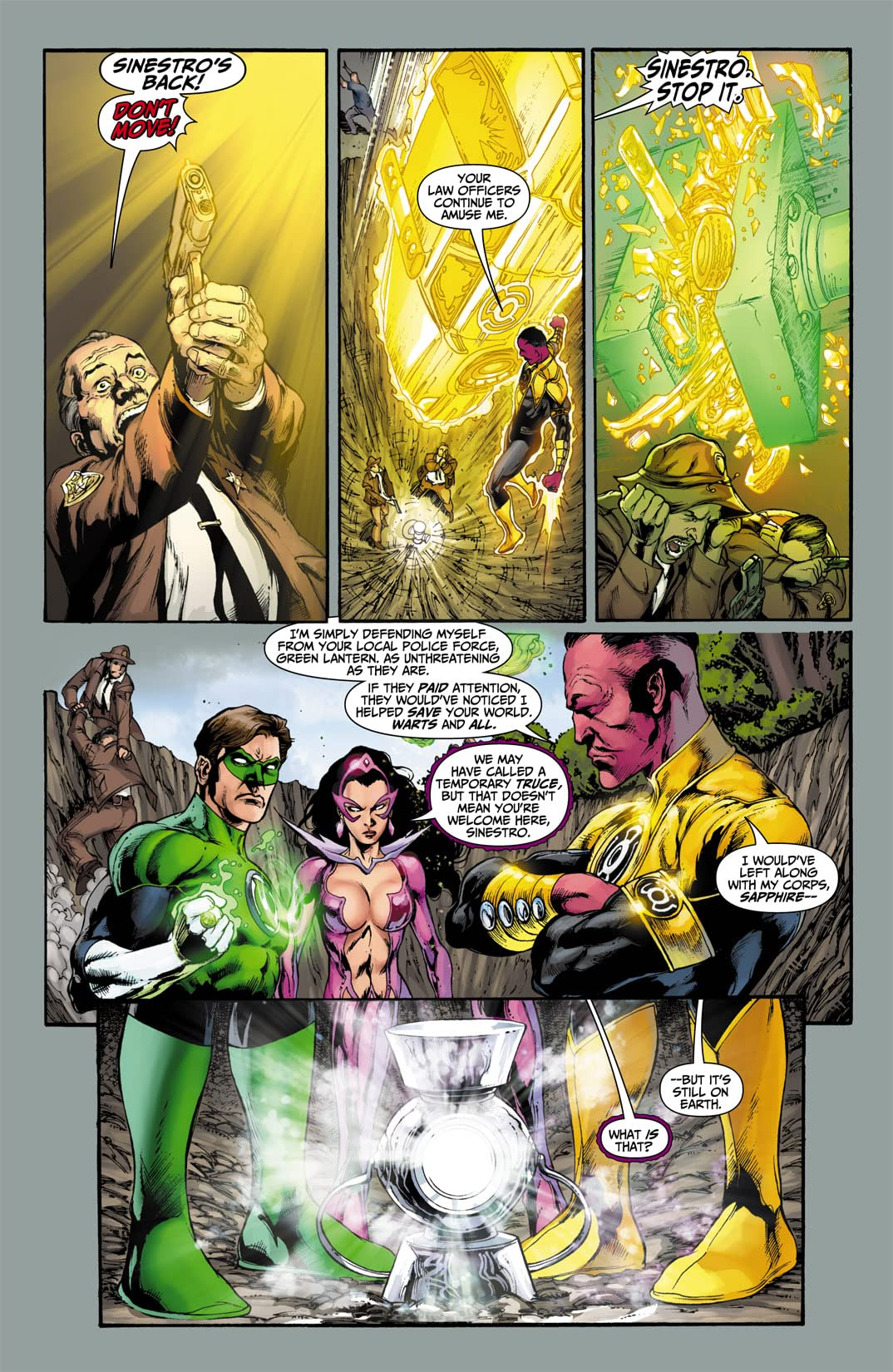 Brightest Day #1