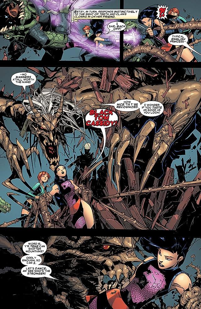 click for super-sized previews of Uncanny X-Men (1963-2011) #464