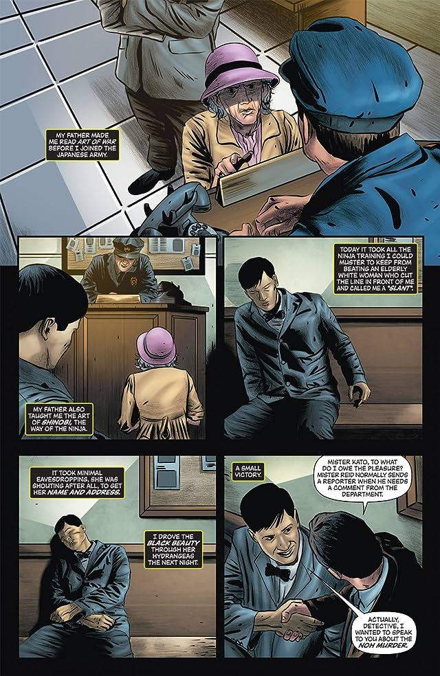 Kato Origins: Way of the Ninja #2