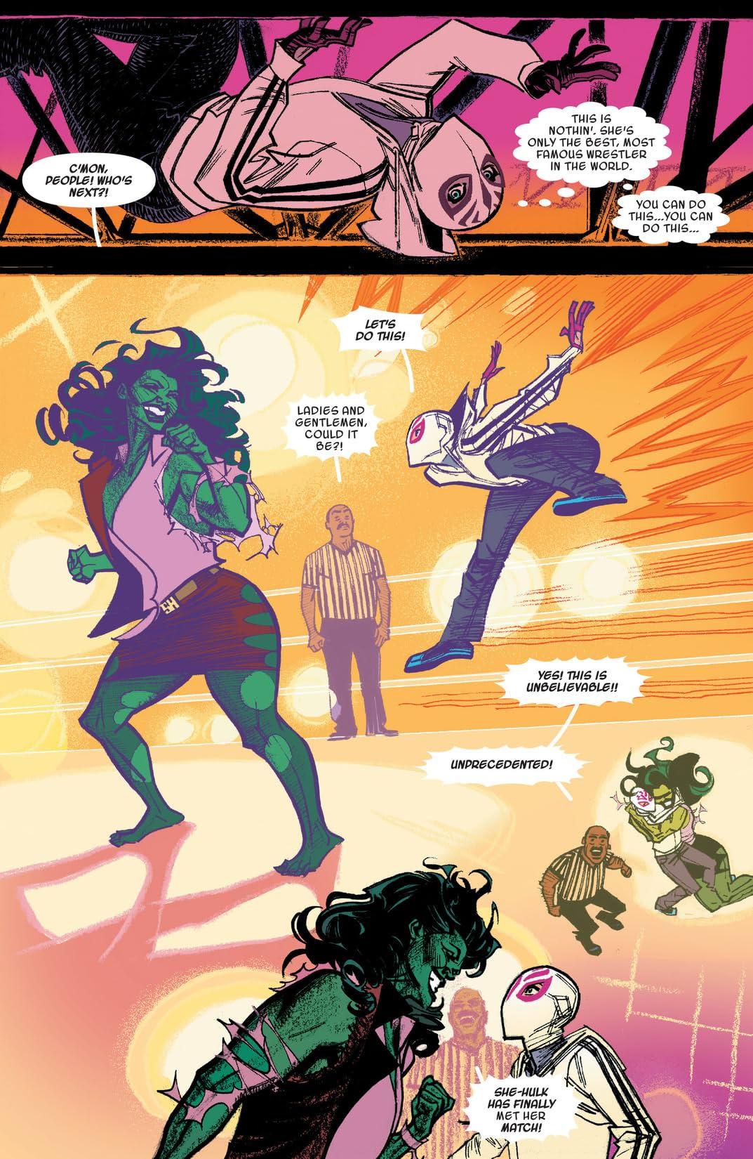 Spider-Gwen (2015-) Annual #1