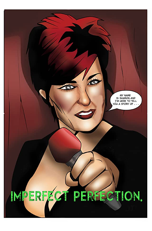 click for super-sized previews of Female Force: Sharon Osbourne