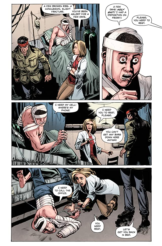 click for super-sized previews of Underneath #4