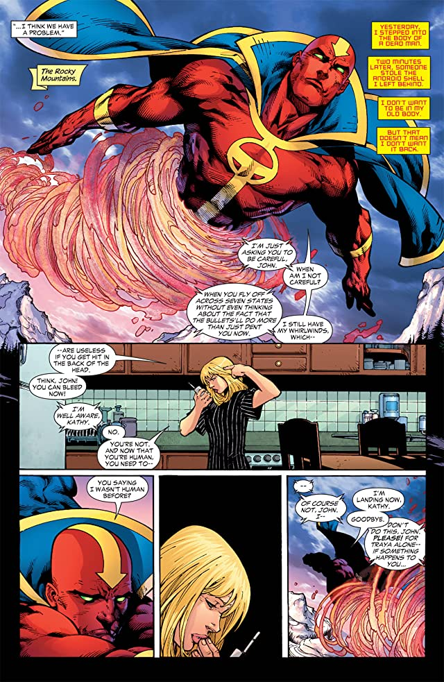 click for super-sized previews of Justice League of America (2006-2011) #4