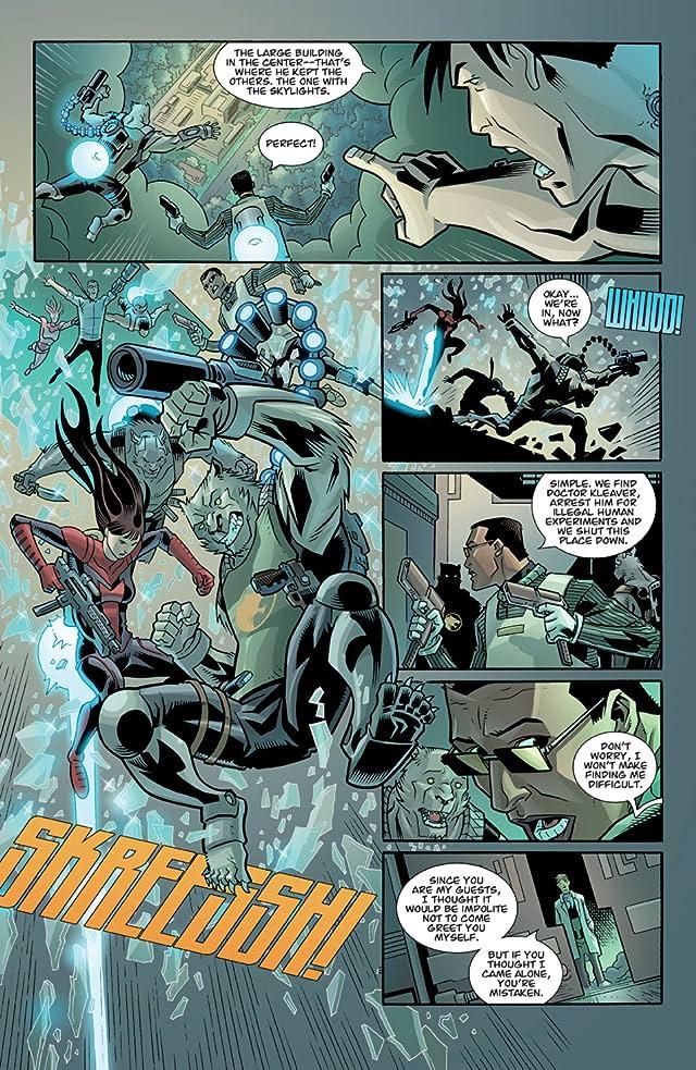 The Astounding Wolf-Man #21