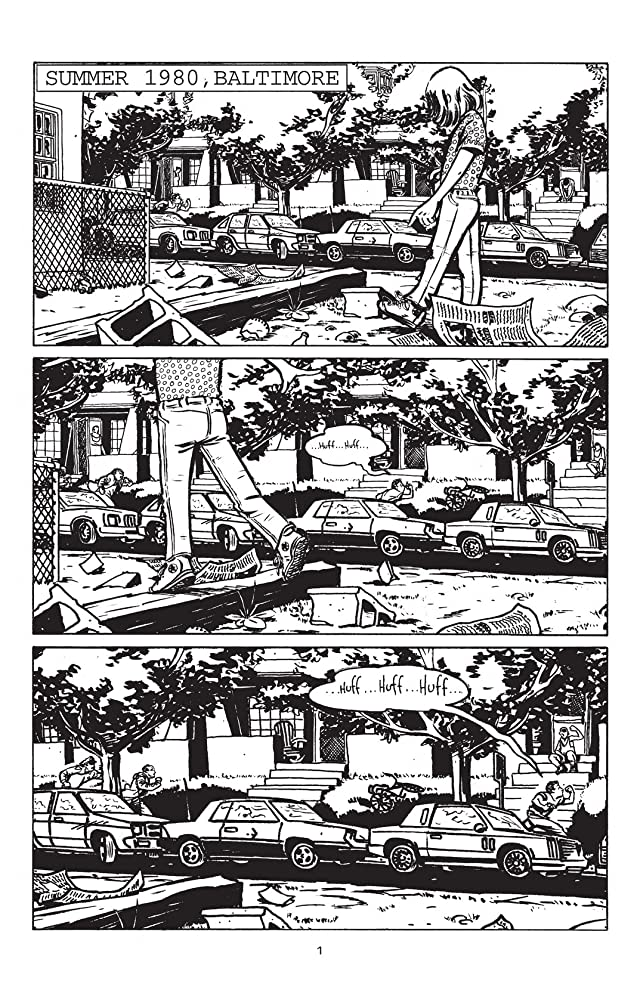 click for super-sized previews of Stray Bullets #3