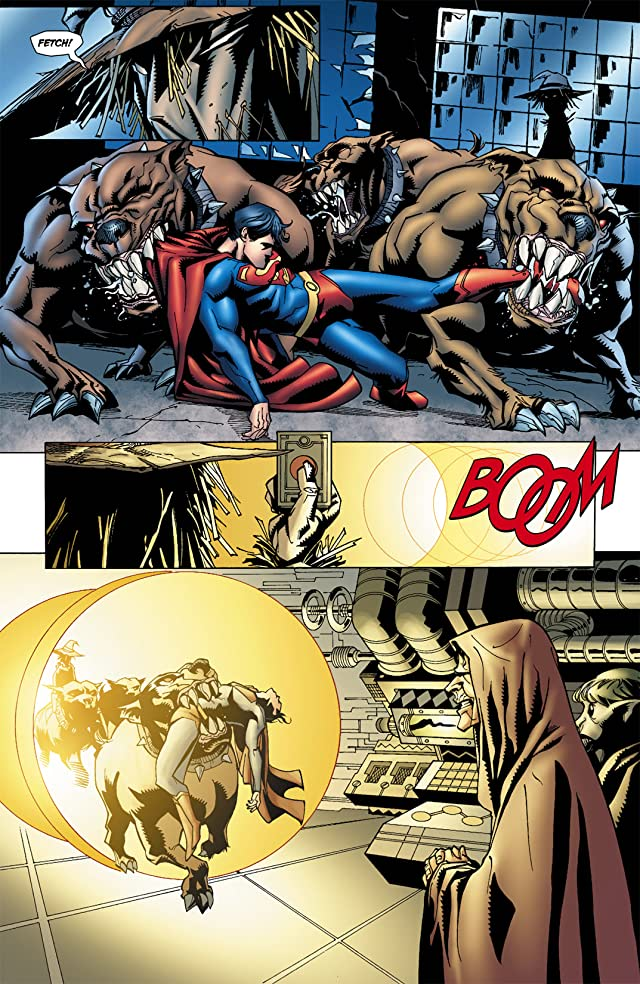 click for super-sized previews of Superman/Batman #39