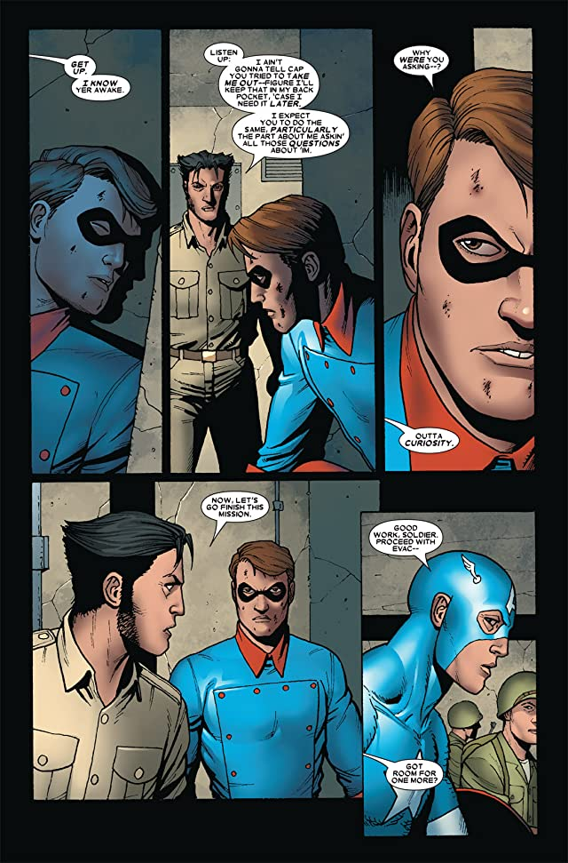 click for super-sized previews of Wolverine: Origins #20