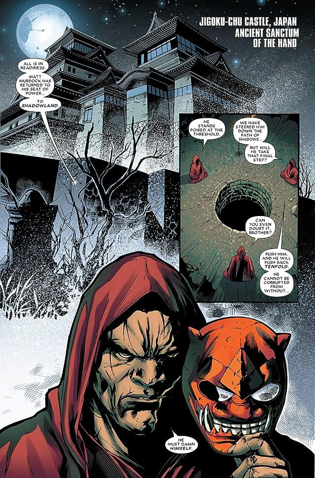 Shadowland #1 (of 5)
