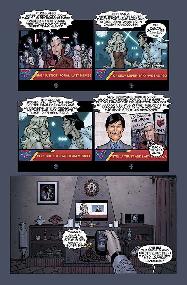click for super-sized previews of Abyss #3