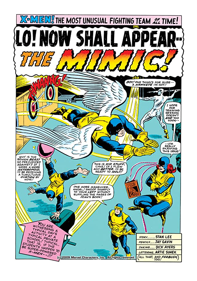 click for super-sized previews of Uncanny X-Men (1963-2011) #19