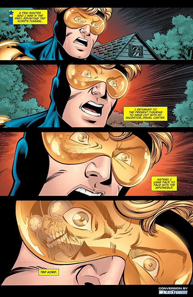 Booster Gold (2007-2011) #27