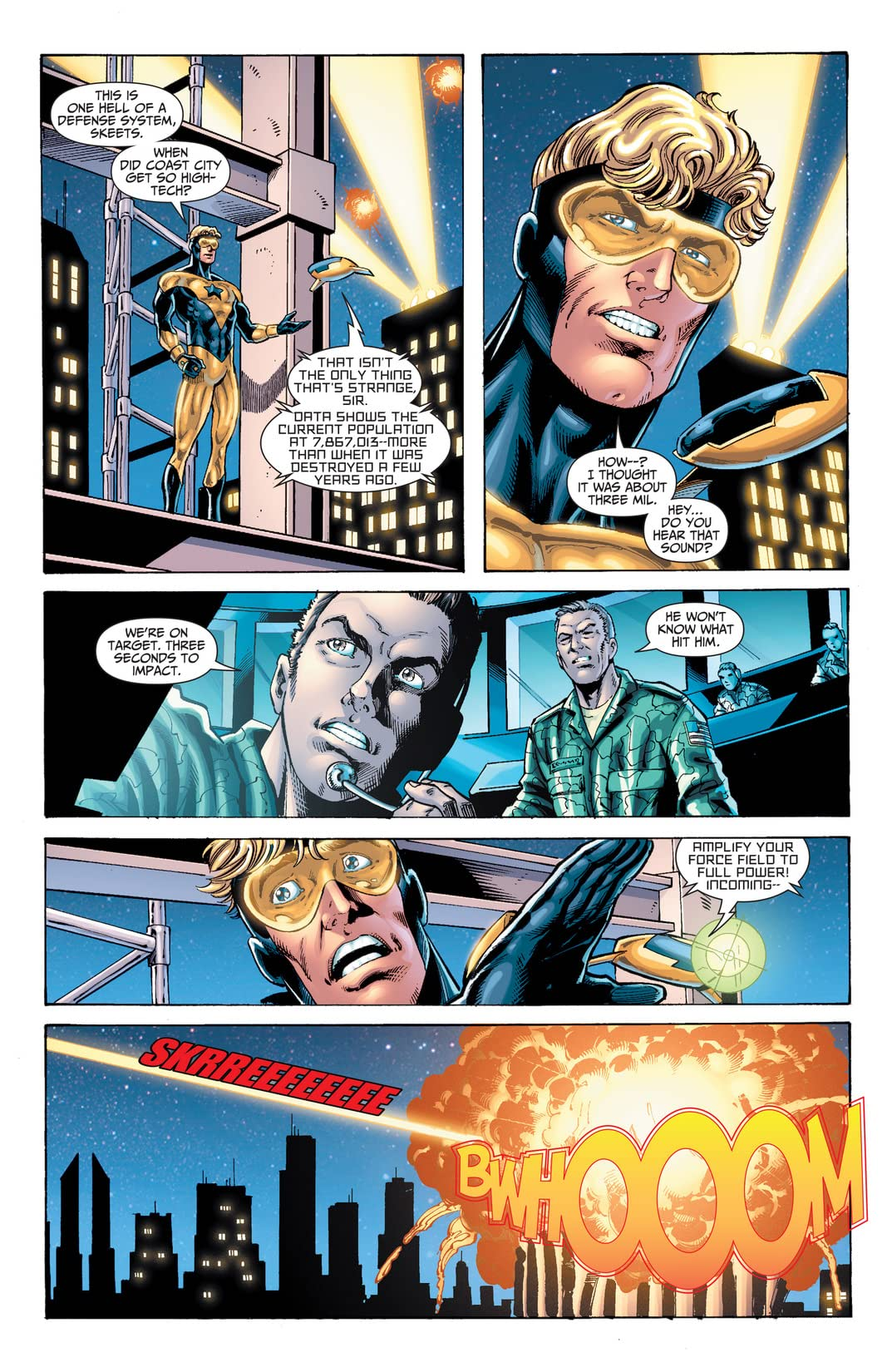 Booster Gold (2007-2011) #44