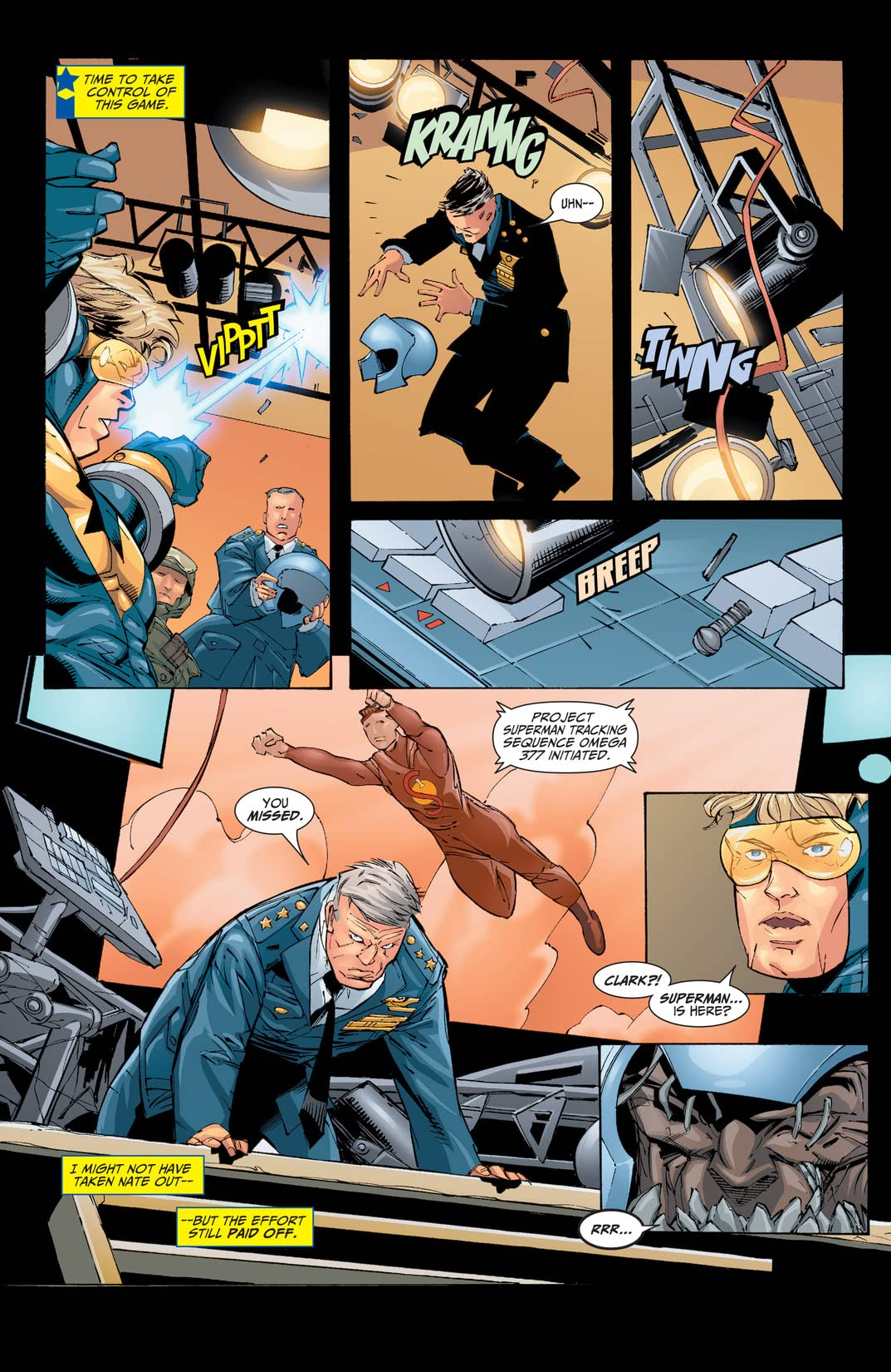 Booster Gold (2007-2011) #47
