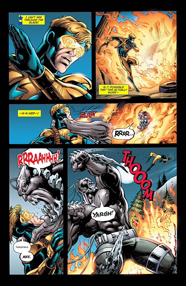 Booster Gold (2007-2011) #46