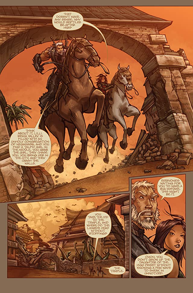 click for super-sized previews of Neozoic #4
